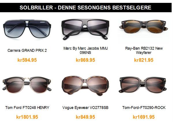 solbriller fra nettbutikken smartbuyglasses