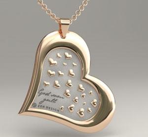 zendesign smykke